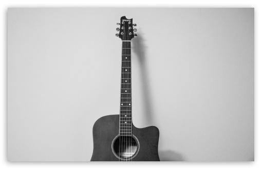 acoustic guitar 4k hd