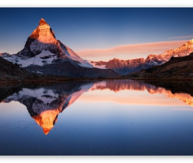Download Apple Mountain Hd Wallpaper