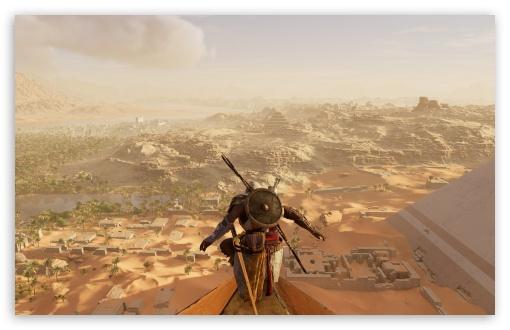 Assassins Creed Wallpaper Hd 1080p Assassins Creed Origins 4k Hd Desktop Wallpaper For 4k