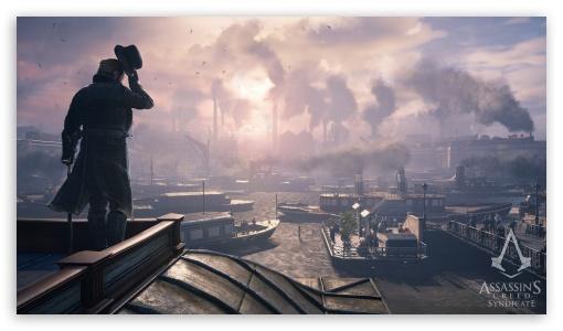 Assassins Creed Wallpaper Hd 1080p Assassin S Creed Syndicate 4k Hd Desktop Wallpaper For 4k