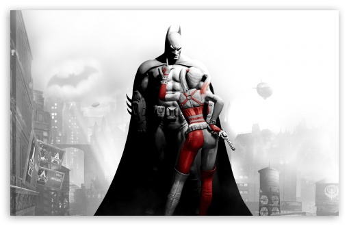 Cool Hd Wallpapers For Mobile Batman Arkham City Harley Quinn 4k Hd Desktop Wallpaper