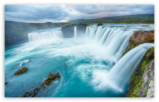 Niagara Falls Hd 1080p Wallpapers Big Waterfalls Clouds 4k Hd Desktop Wallpaper For 4k Ultra
