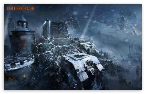 Cod Zombies Iphone Wallpaper Black Ops 3 Zombies Der Eisendrache 4k Hd Desktop