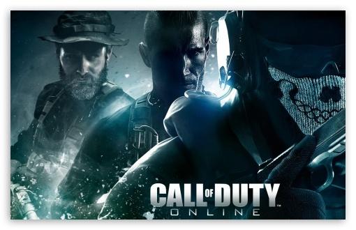 Modern Warfare 2 Hd Wallpaper Call Of Duty Online 4k Hd Desktop Wallpaper For 4k Ultra