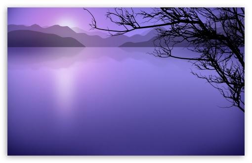 Tablet Wallpaper Hd Calm Lake Cartoon 4k Hd Desktop Wallpaper For 4k Ultra Hd