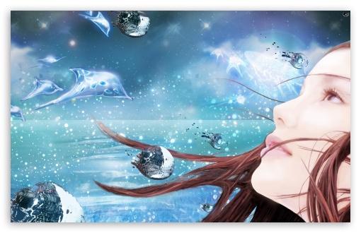 Apple Iphone Screen Wallpaper Child Of Eden 4k Hd Desktop Wallpaper For 4k Ultra Hd Tv