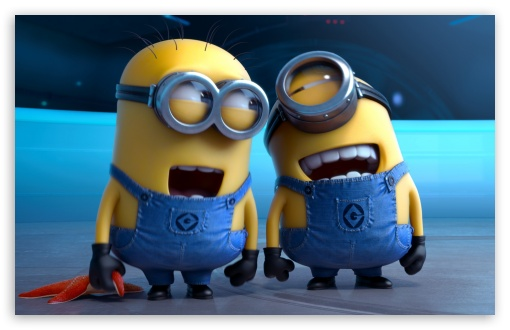 despicable me 2 laughing