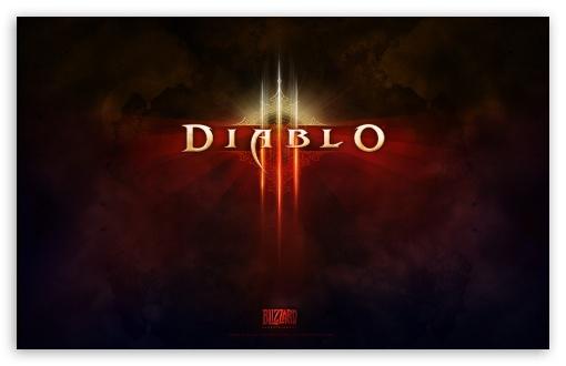 Iphone K Diablo Iii 4k Hd Desktop Wallpaper For 4k Ultra Hd Tv