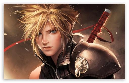 Cloud Strife Iphone Wallpaper Final Fantasy Vii 4k Hd Desktop Wallpaper For 4k Ultra Hd