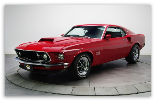 American Muscle Car Wallpaper Mobile Ford Mustang Boss 429 1969 4k Hd Desktop Wallpaper For 4k