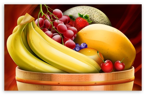 Fruit Wallpaper Tablet