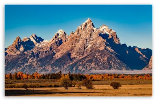 Fall High Definition Wallpapers Grand Teton National Park 4k Hd Desktop Wallpaper For 4k