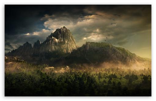 Artistic Iphone Wallpaper Hd Great Mountain Landscape 4k Hd Desktop Wallpaper For 4k