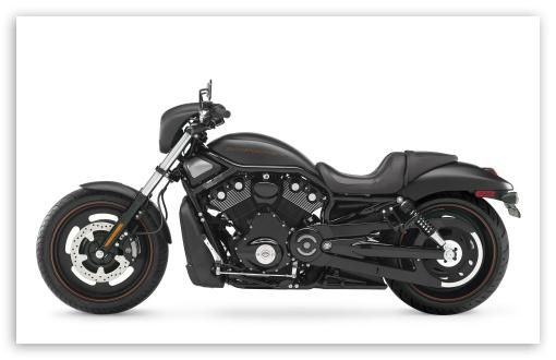 Harley Davidson VRSCDX Night Rod Motorcycle 4 4K HD