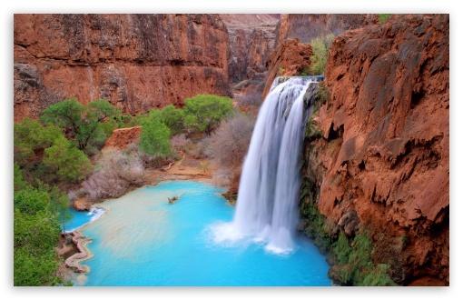 Havasu Falls Arizona Wallpaper Havasu Falls Arizona 4k Hd Desktop Wallpaper For 4k Ultra
