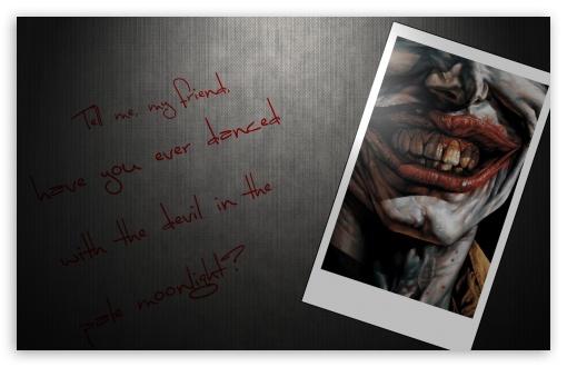 Hd Wallpapers Joker Quotes Joker Cartoon 4k Hd Desktop Wallpaper For