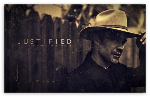 Justified Timothy Olyphant HD wallpaper for Standard 4:3 Fullscreen UXGA XGA SVGA ; Wide 16:10 5:3 Widescreen WHXGA WQXGA WUXGA WXGA WGA ; HD 16:9 High Definition WQHD QWXGA 1080p 900p 720p QHD nHD ; Other 3:2 DVGA HVGA HQVGA devices ( Apple PowerBook G4 iPhone 4 3G 3GS iPod Touch ) ; Mobile VGA WVGA iPhone iPad PSP - VGA QVGA Smartphone ( PocketPC GPS iPod Zune BlackBerry HTC Samsung LG Nokia Eten Asus ) WVGA WQVGA Smartphone ( HTC Samsung Sony Ericsson LG Vertu MIO ) HVGA Smartphone ( Apple iPhone iPod BlackBerry HTC Samsung Nokia ) Sony PSP Zune HD Zen ; Dual 4:3 5:4 16:10 5:3 16:9 UXGA XGA SVGA QSXGA SXGA WHXGA WQXGA WUXGA WXGA WGA WQHD QWXGA 1080p 900p 720p QHD nHD ;