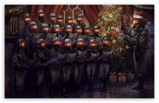 Killzone Shadow Fall Wallpaper 1080p Killzone 3 Christmas Ultra Hd Desktop Background Wallpaper