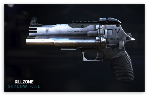 Killzone Shadow Fall Wallpaper 1080p Killzone Shadow Fall Vc 15 Shotgun Pistol 4k Hd Desktop