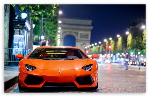 Hd Nfs Cars Wallpapers Lamborghini Aventador Night Shot 4k Hd Desktop Wallpaper