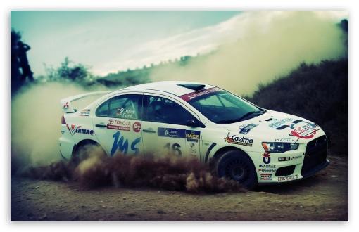 1080p Wallpapers Car Lancer Evolution Rally 4k Hd Desktop Wallpaper For 4k