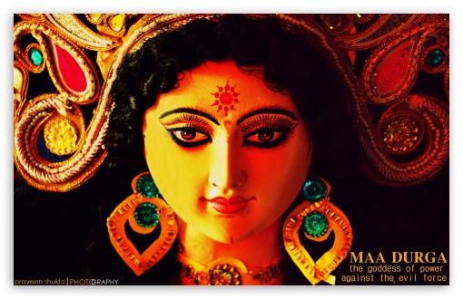 Maa Kali Hd Wallpaper 1080p Maa Durga 4k Hd Desktop Wallpaper For 4k Ultra Hd Tv