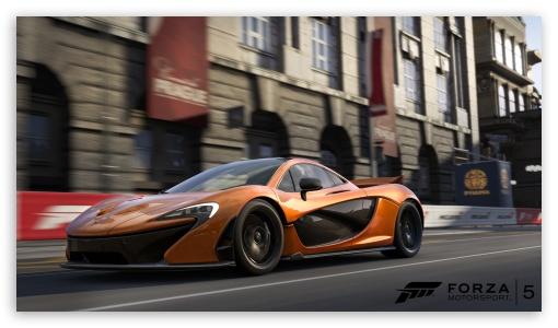Golf Wallpaper Hd Mclaren P1 Forza Motorsport 5 4k Hd Desktop Wallpaper