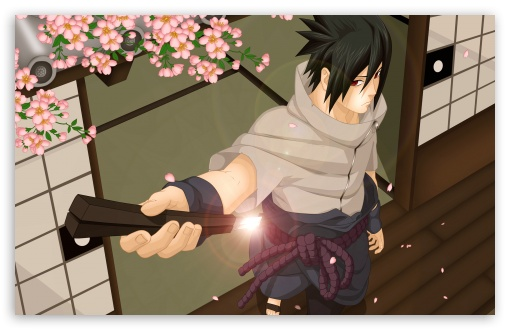 Anime Ipod Wallpapers Naruto Sasuke Before Battle 4k Hd Desktop Wallpaper For