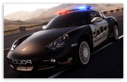 2160p Car Wallpapers Need For Speed Hot Pursuit Porsche Police Car 4k Hd