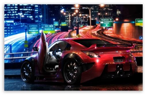 Sick Wallpapers For Iphone 5 Nissan 350z Roadster Car 4k Hd Desktop Wallpaper For