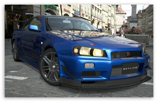 Ultra Hd Car Wallpapers For Mobile Nissan Skyline R34 4k Hd Desktop Wallpaper For 4k Ultra Hd