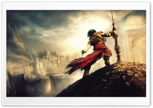 Prince Of Persia HD Desktop Wallpapers For 4K Ultra HD TV Wide Amp Ultra