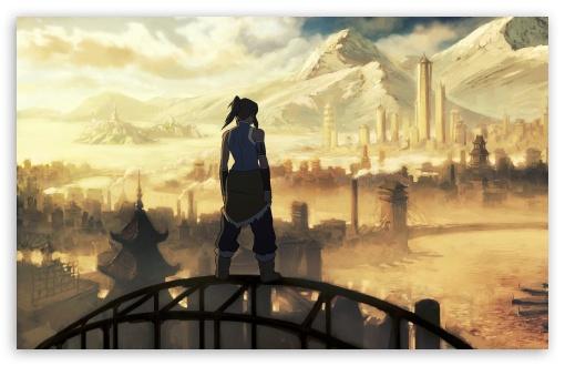Avatar Aang Wallpaper Hd The Legend Of Korra 4k Hd Desktop Wallpaper For 4k Ultra