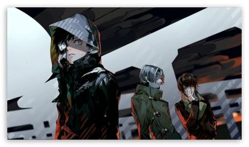 Itachi Hd Wallpaper 1080p Tokyo Ghoul 4k Hd Desktop Wallpaper For 4k Ultra Hd Tv