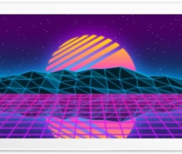 Vaporwave Hd Wide Wallpaper For 4k Uhd Widescreen Desktop Smartphone