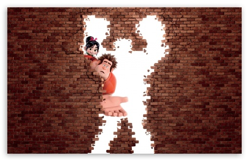 Animated Wallpapers Hd 1080p Wreck It Ralph Animation Movie 4k Hd Desktop Wallpaper For