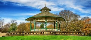 Web Design Huddersfield, Website Design Yorkshire, HD1 Web Design, Greenhead Park Huddersfield Bandstand