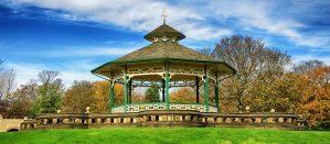 Web Design Huddersfield, Website Design Yorkshire, HD1 Web Design, Greenhead Park Huddersfield Bandstand