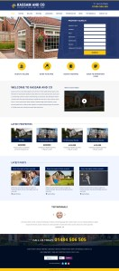 Property website design, rental website design, property sales website design
