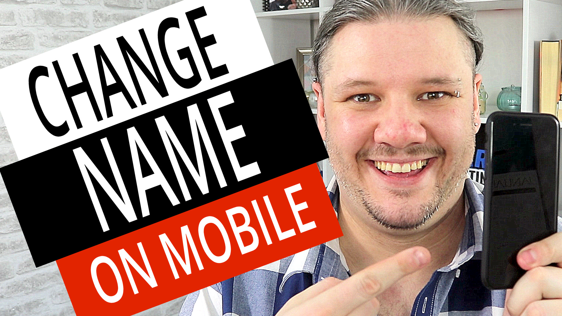 How To Change Channel Name on Mobile iPhone & Android