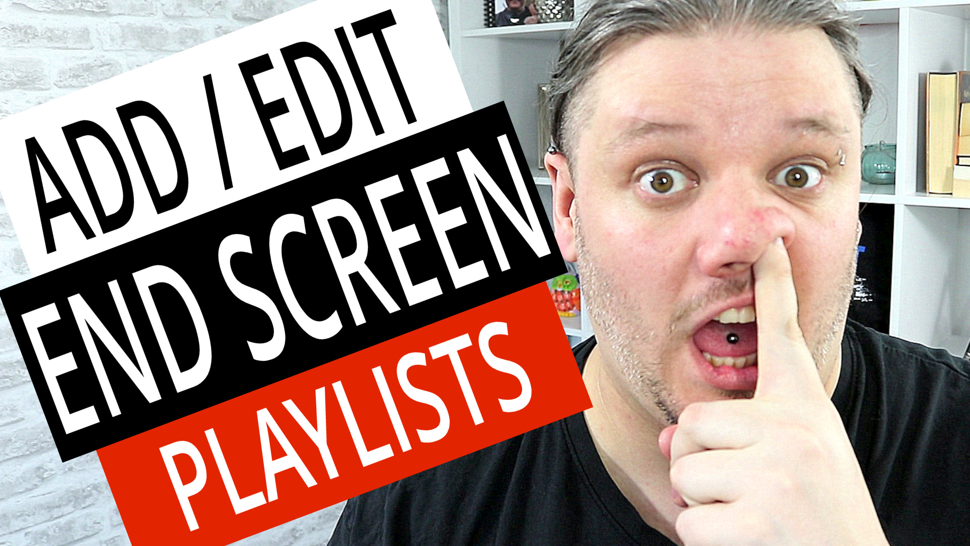 How To Add End Screen on YouTube Videos - Add Playlists To YouTube End Screens Tutorial