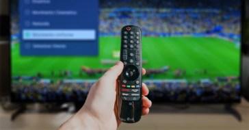 TV LG OLED: i settaggi per vedere (al meglio) le partite di calcio degli Europei
