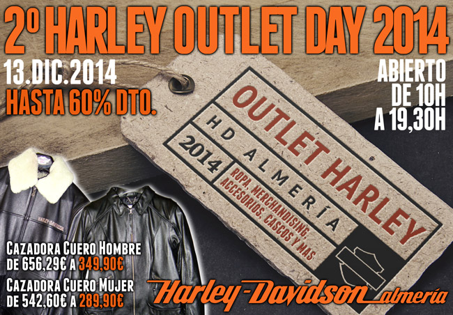OUTLET DAY 2014