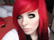hair color black and red 18 free