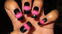 Pink And Black Nail Designs 31 Cool Wallpaper ...