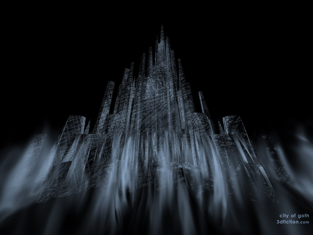 3d gothic wallpaper 12 desktop wallpaper - hdblackwallpaper