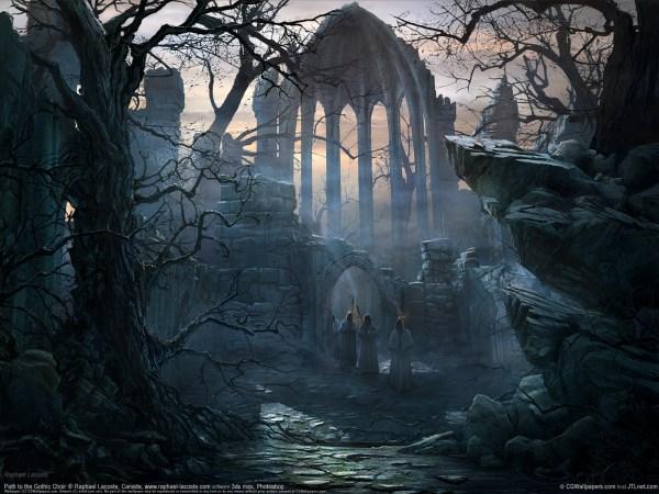 Victorian Dark Gothic Backgrounds