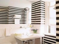 Black And White Bathroom Wall Art. Black White Bathroom ...