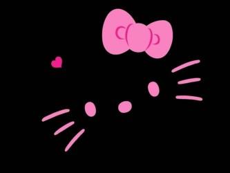 cute pink background desktop cool hdblackwallpaper