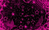 Pink And Black Wallpaper Designs 16 Background ...